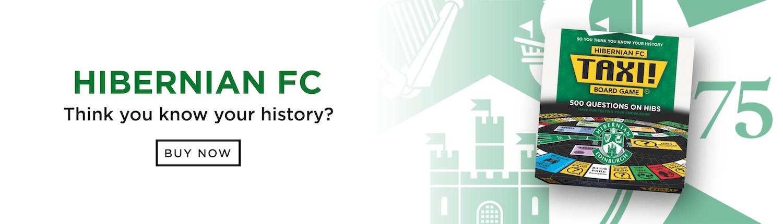 Hibernian FC game homepage